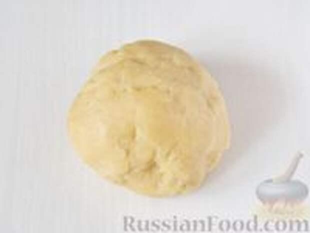 Фото приготовления рецепта: Медовик апельсиновый - шаг №6