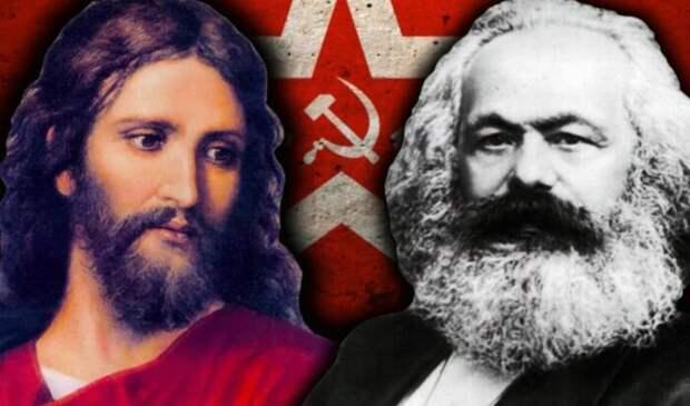 Схожесть идеологий очевидна.