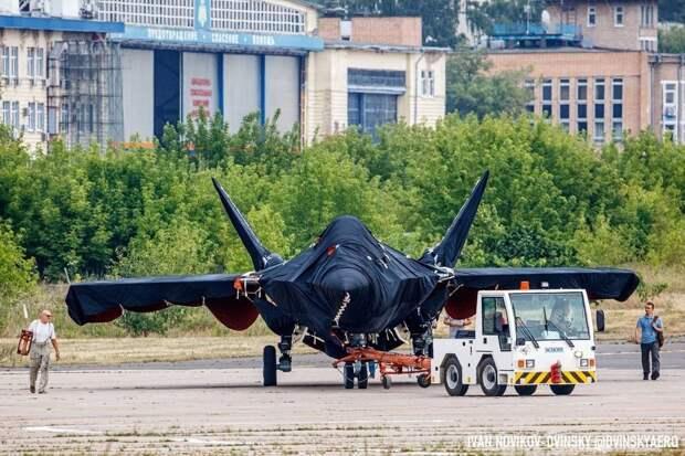 """""""Русский Checkmate F35 просто уделает!"""" Реакция японцев на новый российский истребитель"""