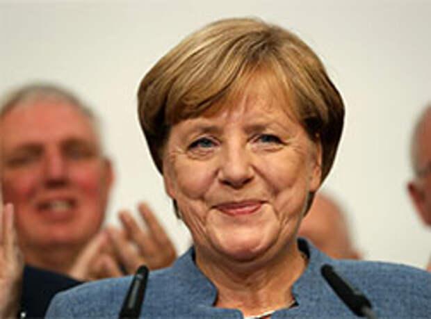 Меркель открыла для себя