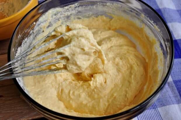 Тесто для заливных пирогов