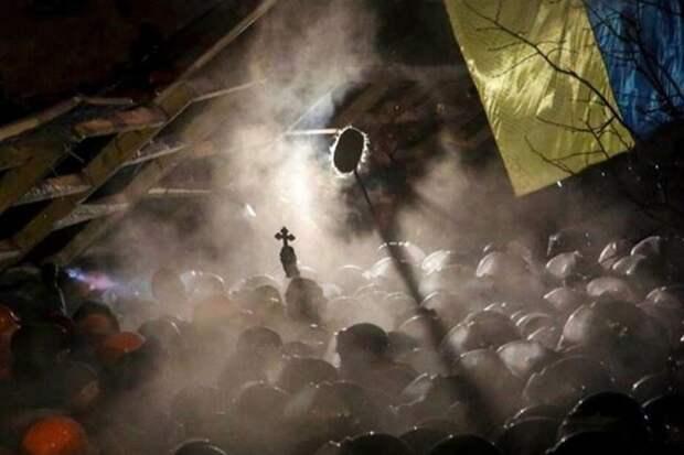 Униаты готовы поддержать анти-Зеленский майдан