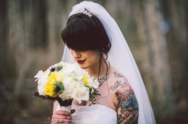 «Неправильная» невеста не понравилась семье