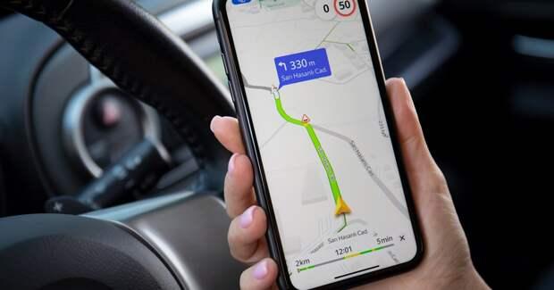 Водители смогут заказать еду в «Яндекс.Картах»