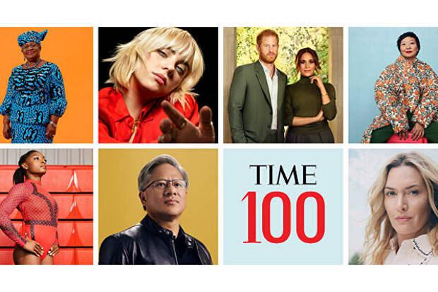 Time назвал самых влиятельных людей года