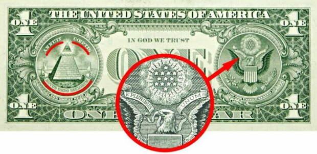 Тайные знаки доллара. И при чем здесь Николай Рерих?