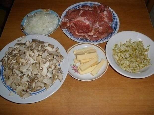 Свиные рулеты еда, кулинария, мясо, рецепт, свинной рулет