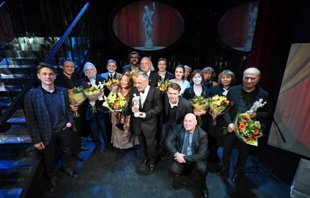 Станислав Любшин и Евгения Симонова получили премию «Фигаро»