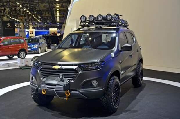 GM-АВТОВАЗ просит подстраховать кредит для новой Нивы