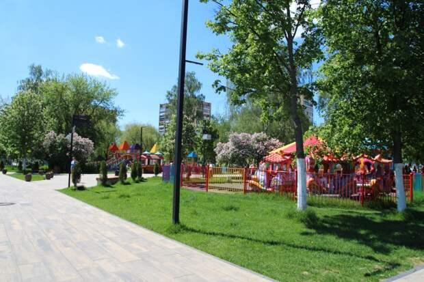 Орёл. Детский парк