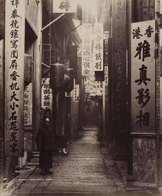 Редчайшие кадры Китая времён династии Цин: природа, люди, города безвозвратно ушедшей эпохи 35