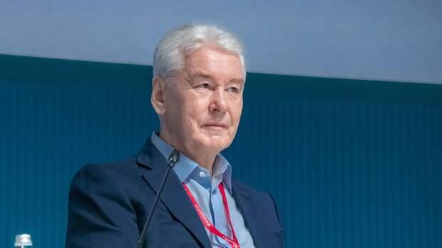 Сергей Собянин заявил о завершении благоустройства Пресненского района в Москве
