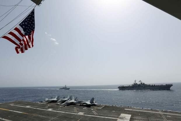 Эксперт Юрий Кнутов: США намереваются развязать войну на Ближнем Востоке