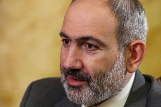 Пашинян заявил об азербайджанских военных на территории Армении
