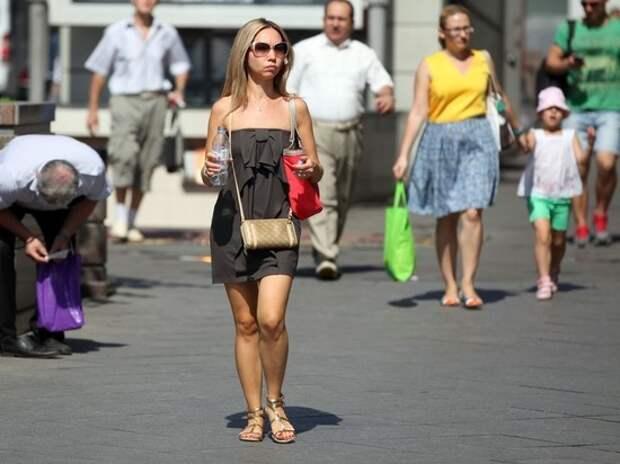 В Москве температура побила рекорд более чем столетней давности