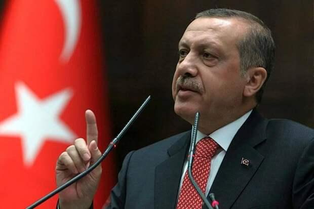 Эрдоган заявил, что ЕС не сможет сохранить свою мощь без поддержки Турции