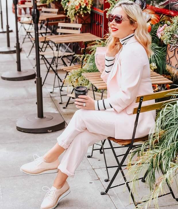 Городской стиль весны 2019 - 11 неподражаемых образов для модниц возраста 40+