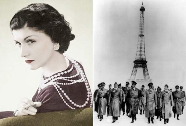 Коко Шанель и нацисты в Париже