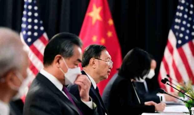 Как США удержать гегемонию, если есть Китай?
