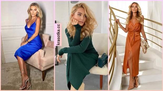 Модные платья весна-лето 2021: стильные расцветки, модели и 20 идеальных идей