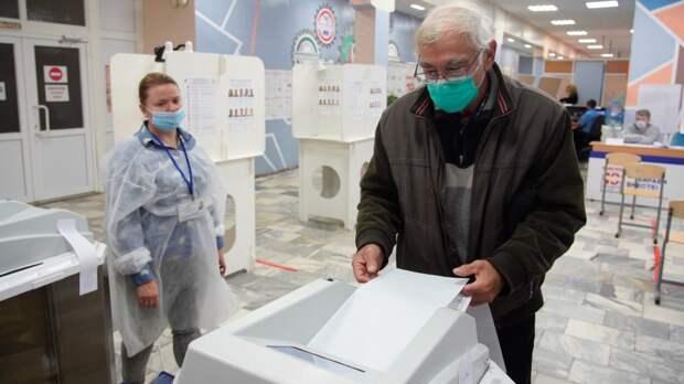 Публицист Шмидт назвал спокойным первый день голосования в России