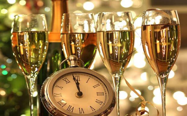 5 странных новогодних ритуалов, чтобы следующий год был счастливым