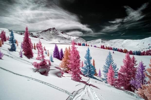 Победитель в категории пейзажей. (Фото Lys Olson/Kolari Vision):