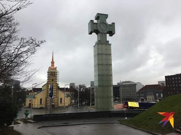 Mонумент победы в Освободительной войне. Фото: Елена КРИВЯКИНА