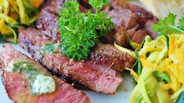Красное мясо может оказывать негативное влияние на работу сердца