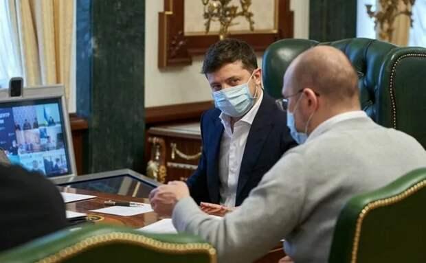 Зеленский призывает народ мыть руки, пока правительство отмывает деньги ковидного фонда – Килинкаров