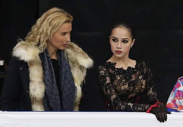 Алина Загитова рассказала опервой встрече сТутберидзе