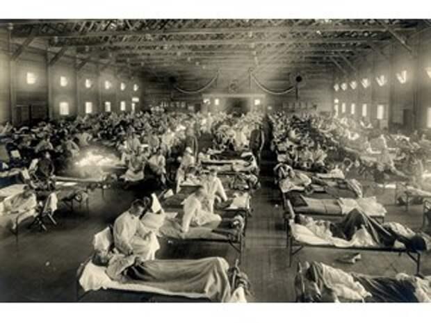 Чего нам не рассказывают о пандемии «испанки» 1918 года