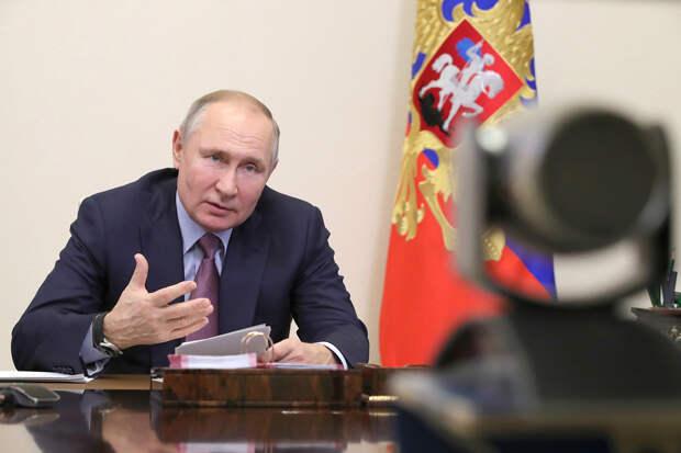 Путин начал терять доверие россиян