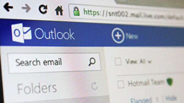 Электронная почта Outlook