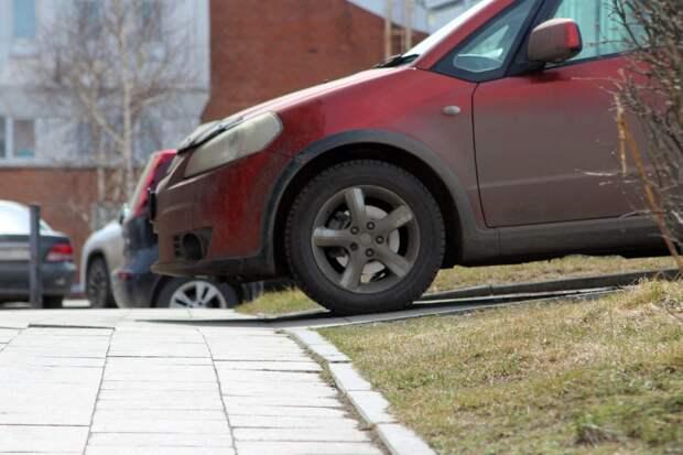 Братчанина оштрафовали за оставленную на машине оскорбительную надпись, которую он адресовал недоброжелателю