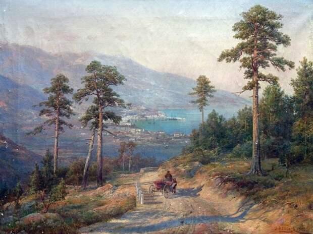художник Иван Вельц картины – 19