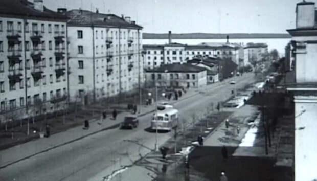 Как выглядел Петрозаводск шестьдесят лет назад