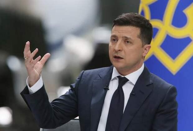 Зеленский в беседе с Байденом предложил перейти от слов к делу в вопросе вступления Украины в НАТО