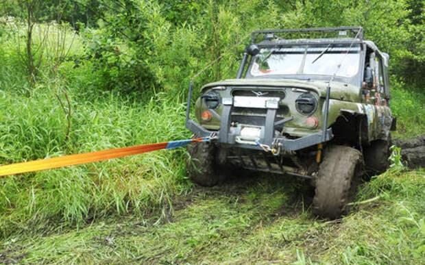 Тащим из болота хоть бегемота, или Всё про буксировочные тросы и шаклы