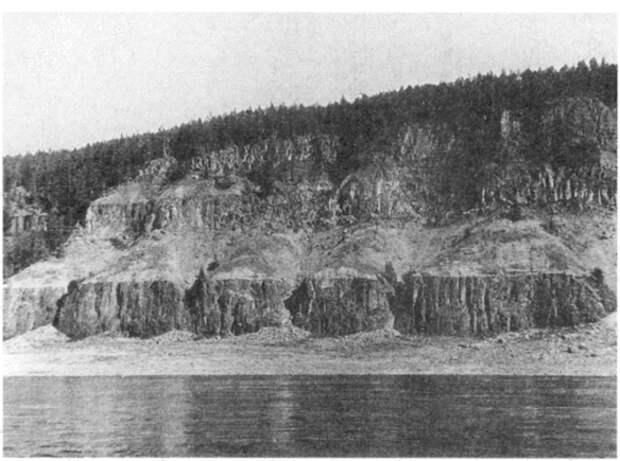 Силлы на реке Нижняя Тунгуска | Источник: studme.org