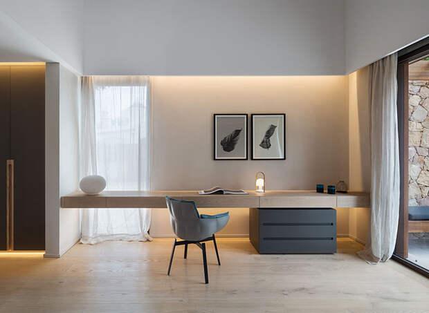 средиземноморский стиль в дизайне интерьеров