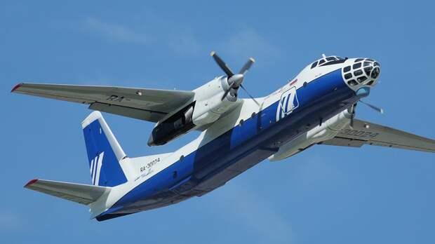 Самолет Ан-3 временно перестал выходить на связь в районе Тувы