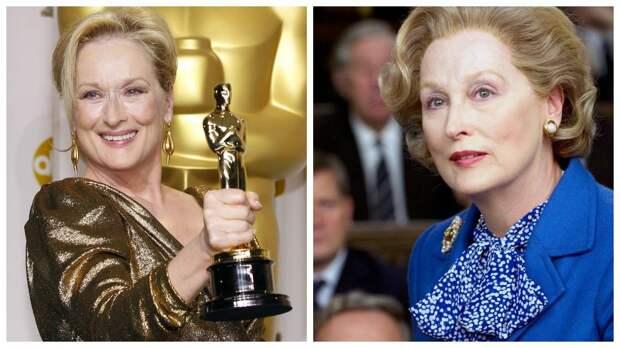 """19 ролей в кино, за которые известные актеры получили """"Оскар"""""""