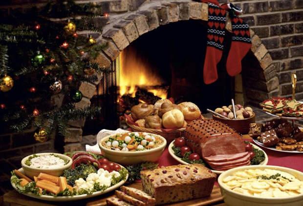 Праздничные блюда со всех уголков света