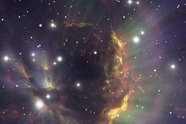 Почти фантастический космос