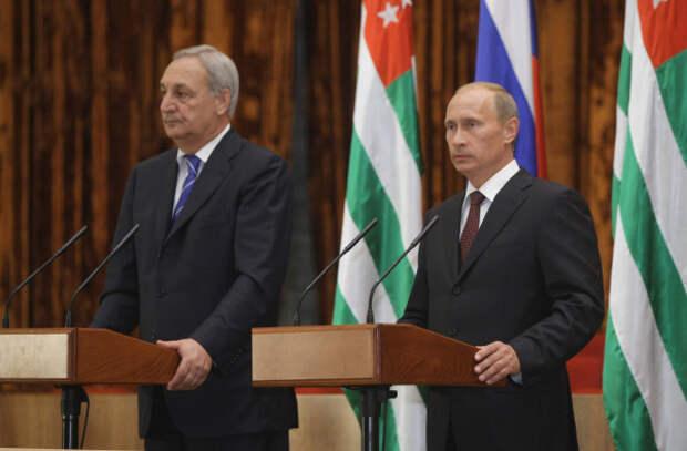 ВСухуме создали платформу «Абхазия иРоссия— Стратегический союз»