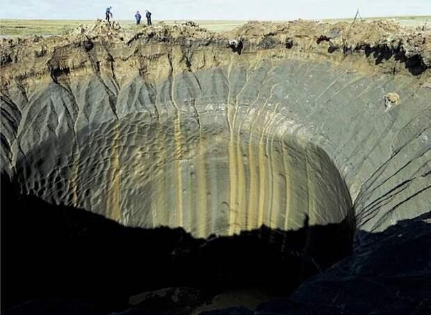 В недрах Сибири скрывается гигантская природная бомба!