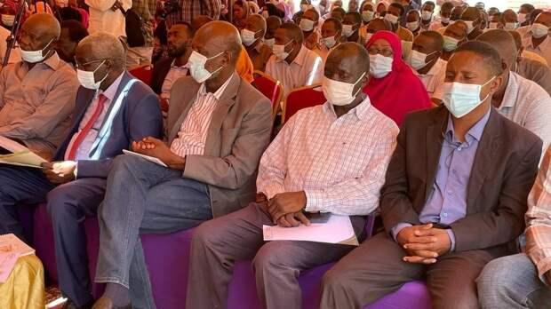 Организация Baladna поблагодарила бизнесмена Пригожина за поддержку Судана