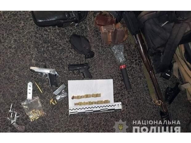 Украинцы, власть, оружие