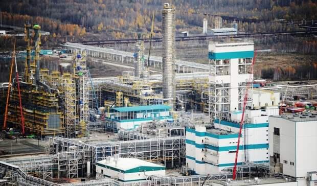 3,4млрд рублей затратил СИБУР наохрану окружающей среды в2019 году